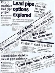 Madison's decision in the early 2000s to replace all of the lead lines owned by the Madison Water Utility and private customers was controversial at the time but is now hailed as a model as the U.S. Environmental Protection Agency studies how to better protect drinking water from lead contamination.