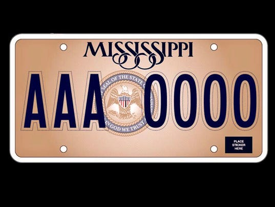 Mississippi New Car Fees