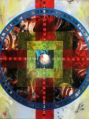 M. Douglas Walton's exhibit 'Quake in Paradise: Echoes
