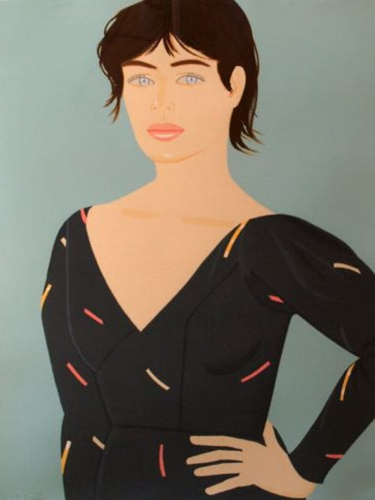 Alex Katz, Grey Dress, 1992.jpg