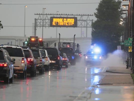 Severe Weather Louisiana