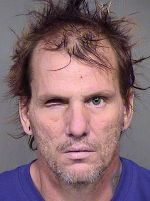 Accused decapitation killer Kenneth Dale Wakefield