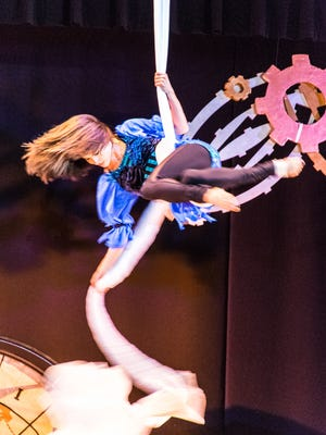 """""""The Bizarre and Curious Quest of Killian Cog"""" will bring cirque-style performances to the Midland Theatre."""