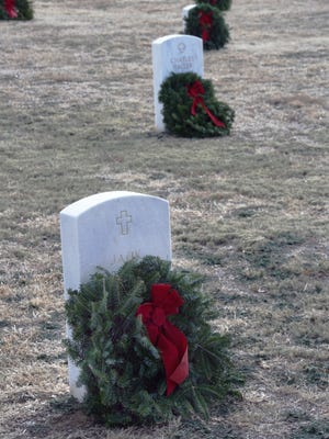 The deadline to order wreaths for the Wreaths Across America ceremony at Fort Bayard is Monday.