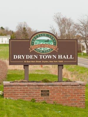 Town of Dryden.