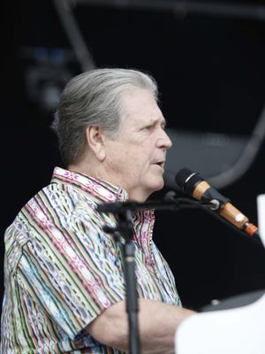 Brian Wilson will perform Sept. 17 at Ryman Auditorium.