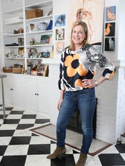 "Stylemaker Susan Howe has been an artist since her youth and describes her style as casual and unique. ""I always just look for things that catch my eye,"" Howe said. ""Will it be fun to wear?"" March 7, 2016"