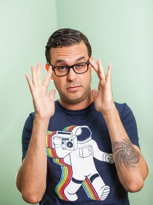 """Joe Derosa is a comedian, writer, and an actor. You may have recognized him from the """"Inside Amy Schumer"""" show on Comedy Central, and FX's """"Louie."""""""