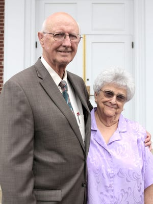 Garry and Lois Culler.
