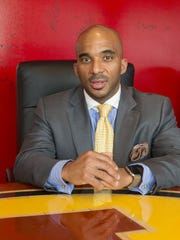 Luvelle Brown, superintendent of the Ithaca City School District.