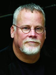 Author Michael Connelly.