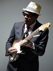 Legendary blues and R&B artist Robert Cray