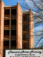 Pleasant Acres Nursing Home. (Dawn J. Sagert - The