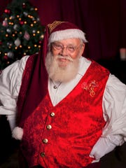 Santa Claus was impressed with the number of nice people who broughtt toys for children in need.