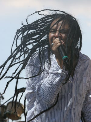 Maxi Priest performs in 2006