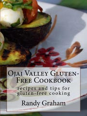 "Grilled avocado halves are featured on the cover of the newly published ""Ojai Valley Gluten-Free Cookbook"" by Randy Graham."