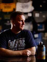 Confluence Brewing owner John Martin talks about winning