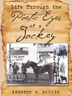 Author Kenneth Roller will sign copies of his book for Kentucky Derby Day Saturday in the Turf Club at Ruidoso Downs Racetrack.