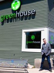Jerry Millen owns Greenhouse, Oakland County's first medical marijuana dispensary.