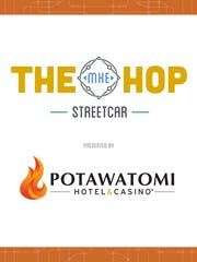 "Potawatomi Hotel & Casino will be the presenting sponsor of the city's streetcar system. The name will be ""The Hop, presented