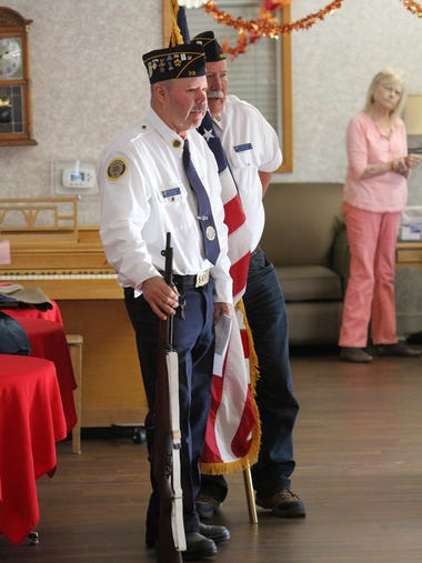 Veterans Day Service at Belle Plaine Specialty Care