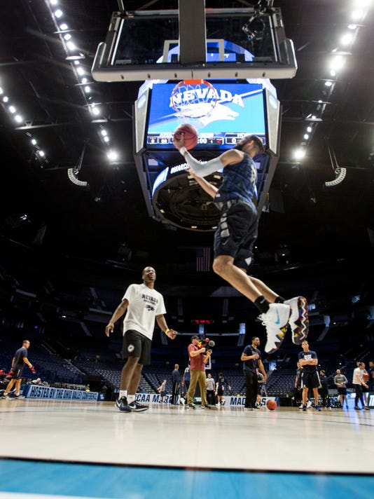Nevada in NCAA tournament