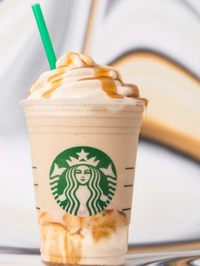Starbucks White Chocolate Mocha Frappuccino Nutrition Facts Nutritionwalls