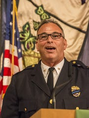 Morristown Police Chief Peter Demnitz
