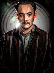 """In """"Whisper House,"""" Adam Tran plays Yasuhiro, a Japanese man working on a remote lighthouse in Maine in 1942. The musical, written by Kyle Jarrow and Duncan Sheik, is at the Know Theatre of Cincinnati through Aug. 19."""