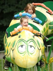 The Spiedie Fest & Balloon Rally returns to Otsiningo Park in the Town of Dickinson this year.