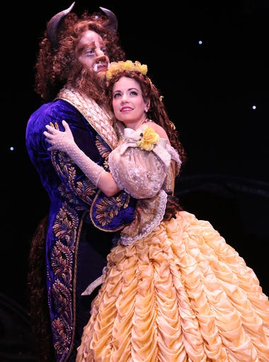 Disney's first foray into Broadway theater, based on