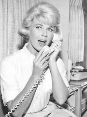 "The life of Beverly Boyer (Doris Day) is turned around in ""The Thrill of It All"" (1963)."