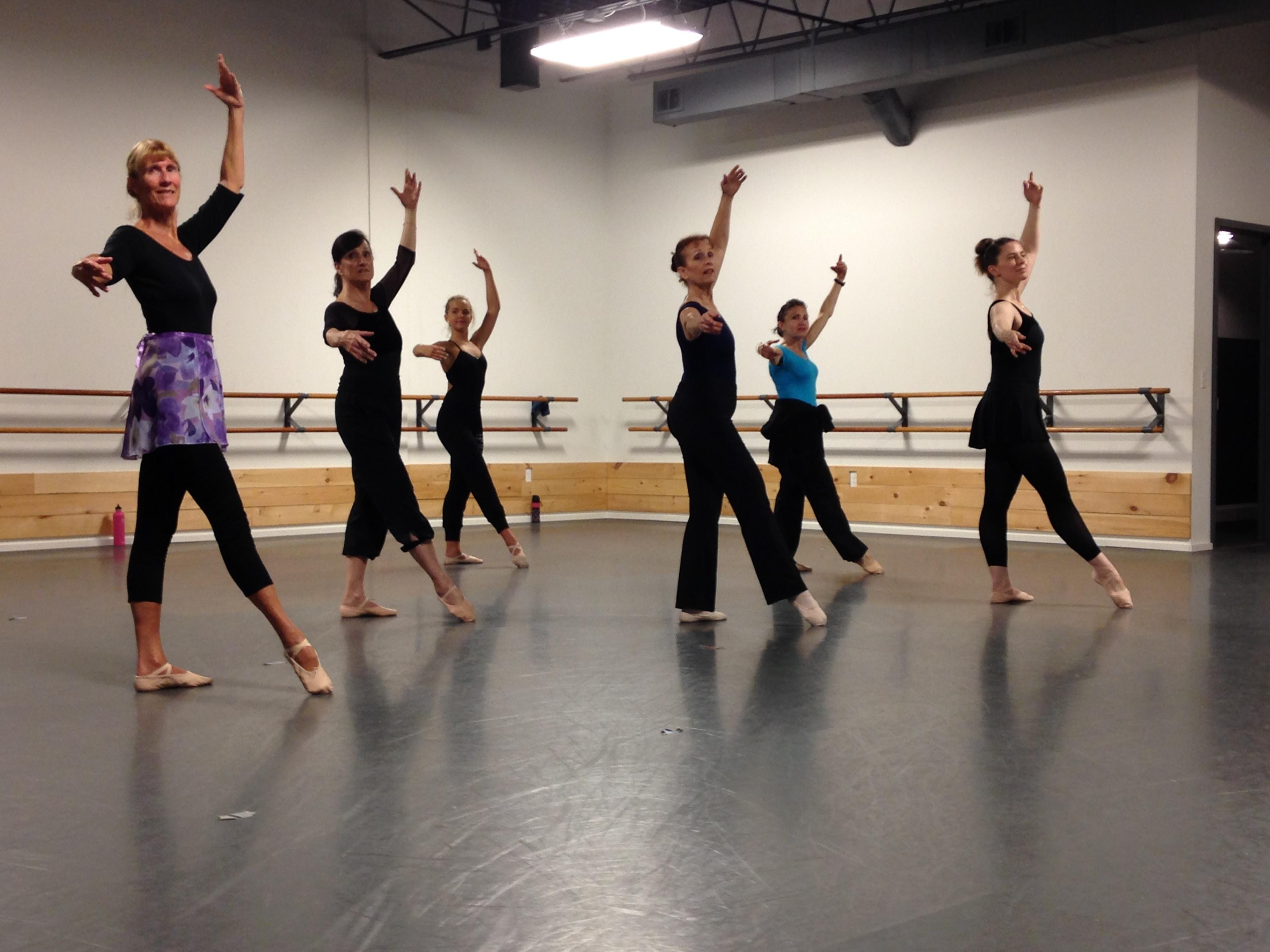 Adult dance class nj