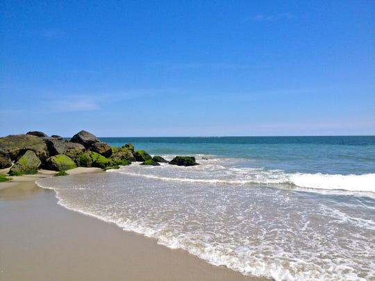 "The Natural Resource Defense Council has designated the 24 Cape May beaches one of its 38 cities of ""Superstar Beaches"" due to the quality of the water."