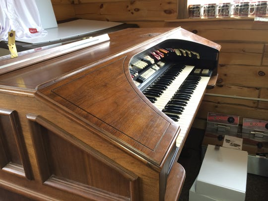 A Conn 643 Theatre organ will add more fun to home games at Witter Field.