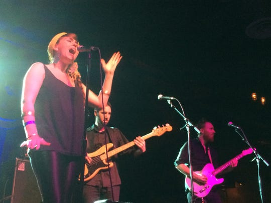 Kat Wright & the Indomitable Soul Band, shown here