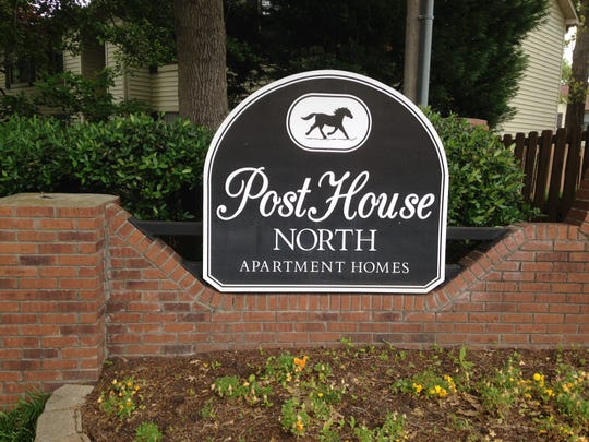 Post House North is one of five complexes sold by McDowell Properties.