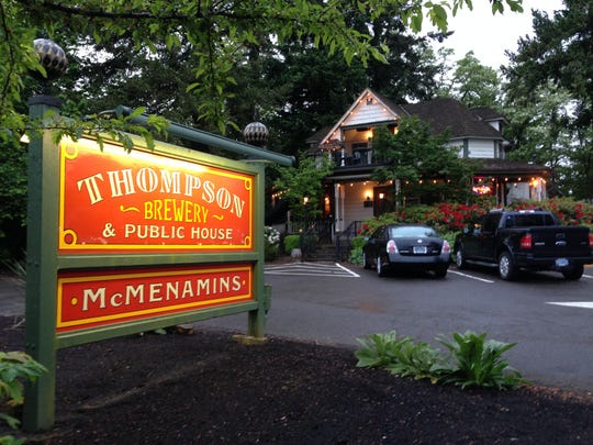 McMenamins Thompson Brewery & Public House has its own kitchen staff.