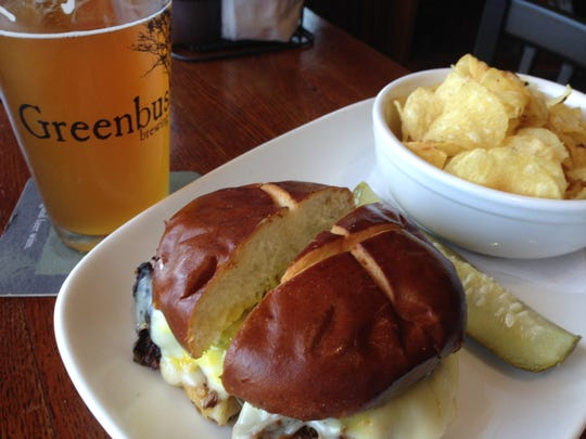 Find the perfect beer to match the perfect dish at Greenbush Brewing Co. in Sawyer.
