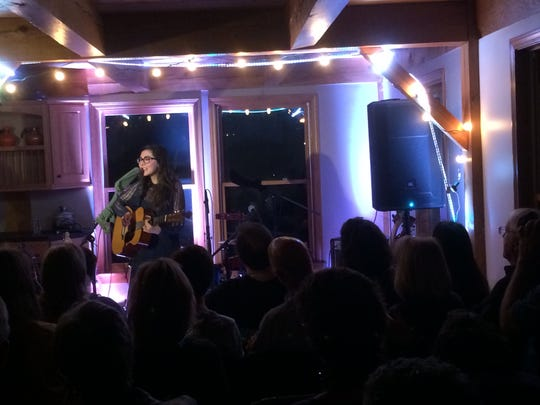 Northampton, Mass., singer-songwriter Heather Maloney performs April 11 at a Billsville House Concert in Manchester Center.