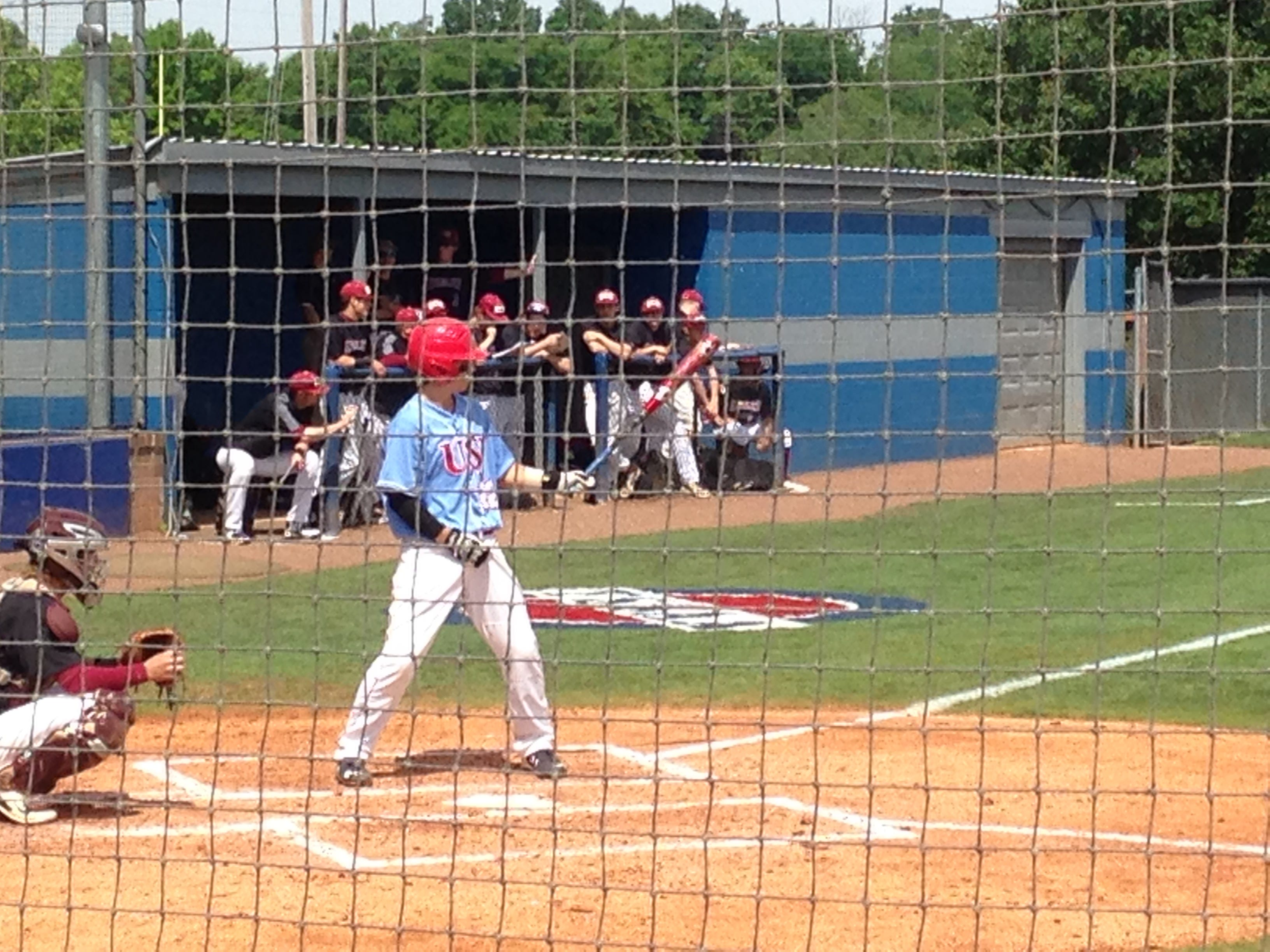 USJ lost 8-3 to Evangelical Christian School in the state tournament Wednesday.