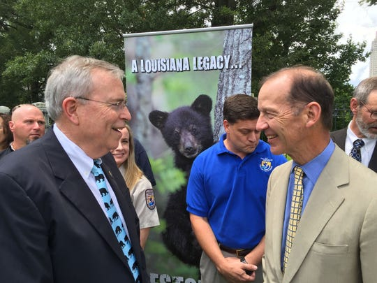 Louisiana Department of Wildlife and Fisheries Secretary