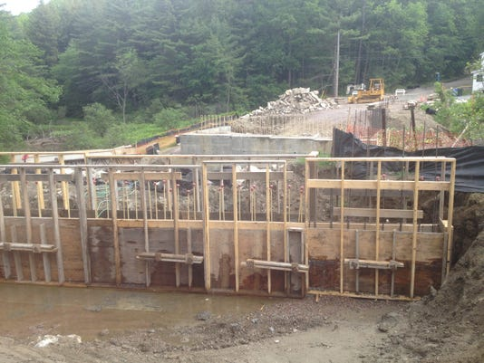 20150528 Mill Pond Road bridge