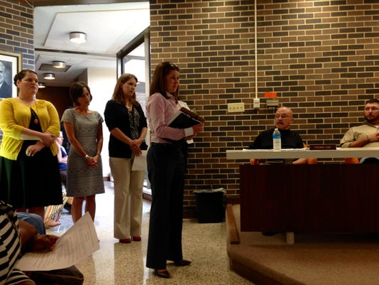 Avoyelles charter applicants