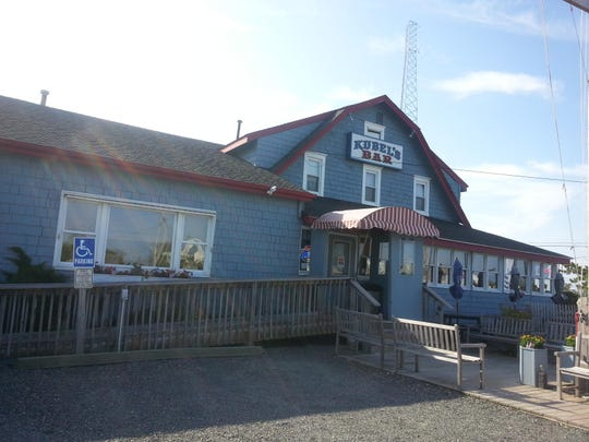 "Kubel's in Barnegat Light was featured on a New Jersey-themed episode of CNN's ""Anthony Bourdain: Parts Unknown."""