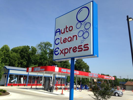 Auto Clean Express is located at 1611 S. Highland Ave.