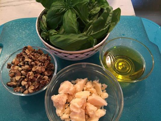 Walnut Pesto Recipe