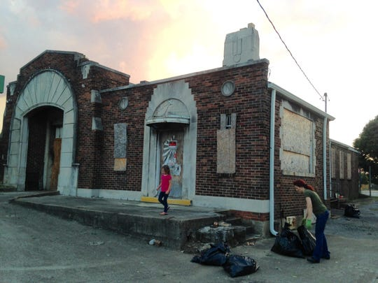 A new owner plans to rehab the historic former firehouse at 1220 Gallatin Ave.