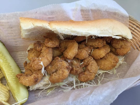 The first Acadiana Po'Boy Festival is happening April