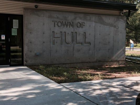Hull building